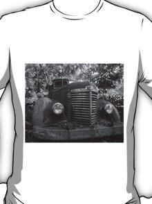 Abandoned Fire Truck T-Shirt