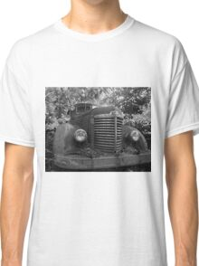 Abandoned Fire Truck Classic T-Shirt