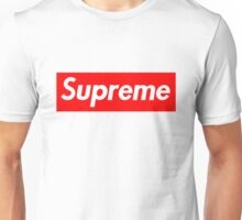 supreme phone case Unisex T-Shirt