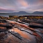 Island of Hoy, Sunset . From Warebeth. West Mainland Orkney Isles. by PhotosEcosse