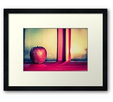 We Were Meant To Meet Here Framed Print