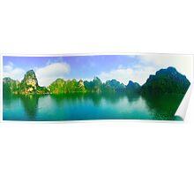 Ha Long Bay, Vietnam Poster