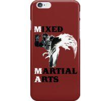 Ken Masters MMA iPhone Case/Skin