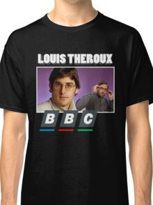 Louis Theroux Print Classic T-Shirt