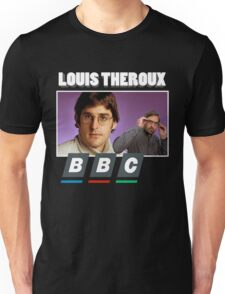 Louis Theroux Print Unisex T-Shirt