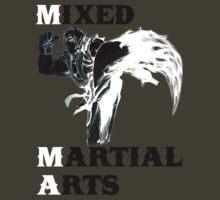 Ken Masters MMA by Jairo Bonilla