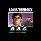 Louis Theroux Print by siankjellberg