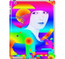 Abstract Color Dream iPad Case/Skin