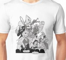 MST3K Cinematic Universe Unisex T-Shirt