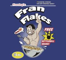 Fran Flakes by reggie brown