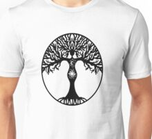 Pagan Goddess Tree Unisex T-Shirt