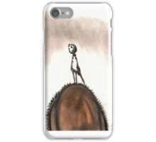 AT THE TOP iPhone Case/Skin