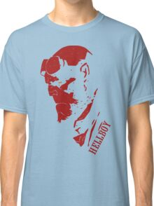 Funny Sad Hellboy Classic T-Shirt
