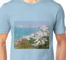 Pattaya Beach in Thailand Unisex T-Shirt