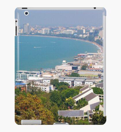Pattaya Beach in Thailand iPad Case/Skin