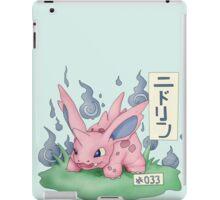Nidorino Japanese Pokemon iPad Case/Skin