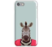 Mrs Zebra iPhone Case/Skin