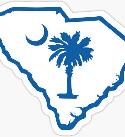 South Carolina Palmetto Sticker