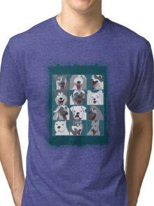 Dogs Tri-blend T-Shirt