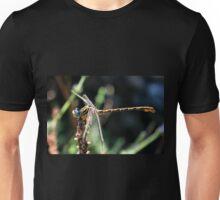 Dragonflies on a farm. Unisex T-Shirt