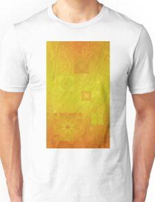 Mysterious solar flowers Unisex T-Shirt