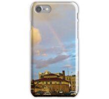Rainbow Over Sandusky 2 iPhone Case/Skin