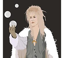 Jareth Brought You A Gift Photographic Print