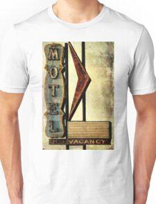 Vintage Arrow Motel Sign, Lompoc, CA Unisex T-Shirt