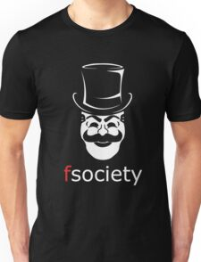 FSociety Mr Robot Unisex T-Shirt