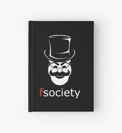 FSociety Mr Robot Hardcover Journal