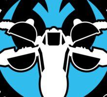 Incom T65 X-Wing Squadron Sticker