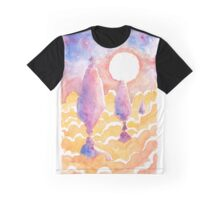 Sky Pillars Graphic T-Shirt