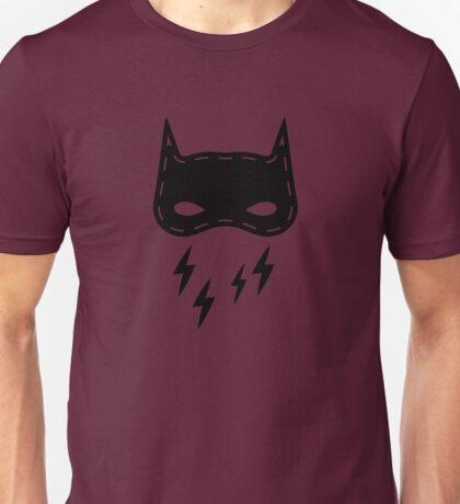 Kids pattern with super hero mask. I'm a superhero Unisex T-Shirt