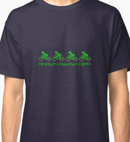 PIXEL8   Power Station   Minimum Maximum   BPM Classic T-Shirt