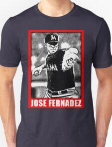 José Fernández Unisex T-Shirt