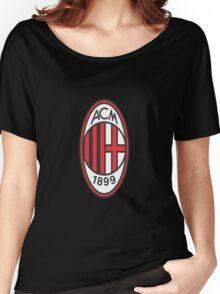 AC Milan Women's Relaxed Fit T-Shirt