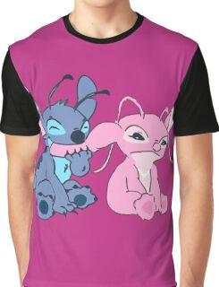 Angel and Stitch Graphic T-Shirt