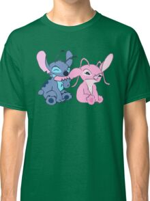 Angel and Stitch Classic T-Shirt