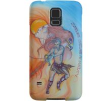 Between the Shadows Samsung Galaxy Case/Skin
