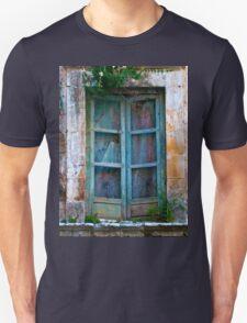 Abandoned Sicilian House Unisex T-Shirt