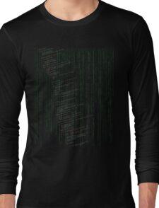Linux kernel code Long Sleeve T-Shirt