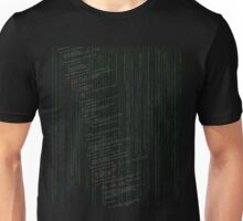 Linux kernel code Unisex T-Shirt