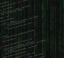 Linux kernel code Sticker