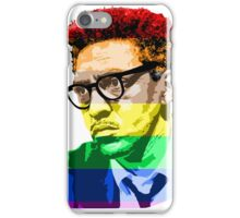 Bayard Rustin iPhone Case/Skin