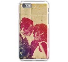 Scandal - Fitz & Olivia  iPhone Case/Skin