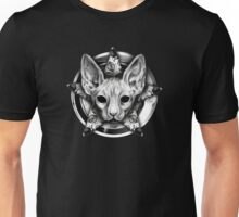 Occult Trash Cat Unisex T-Shirt