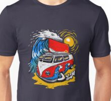 Surfs Up. Unisex T-Shirt