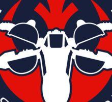 X-Wing Squadron Sticker