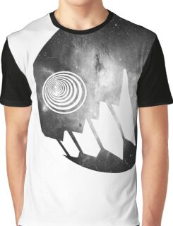 Macabre Face Graphic T-Shirt