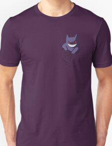 Pocket ghost Unisex T-Shirt